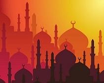 Learn Quran Kids Masjid in Dusk