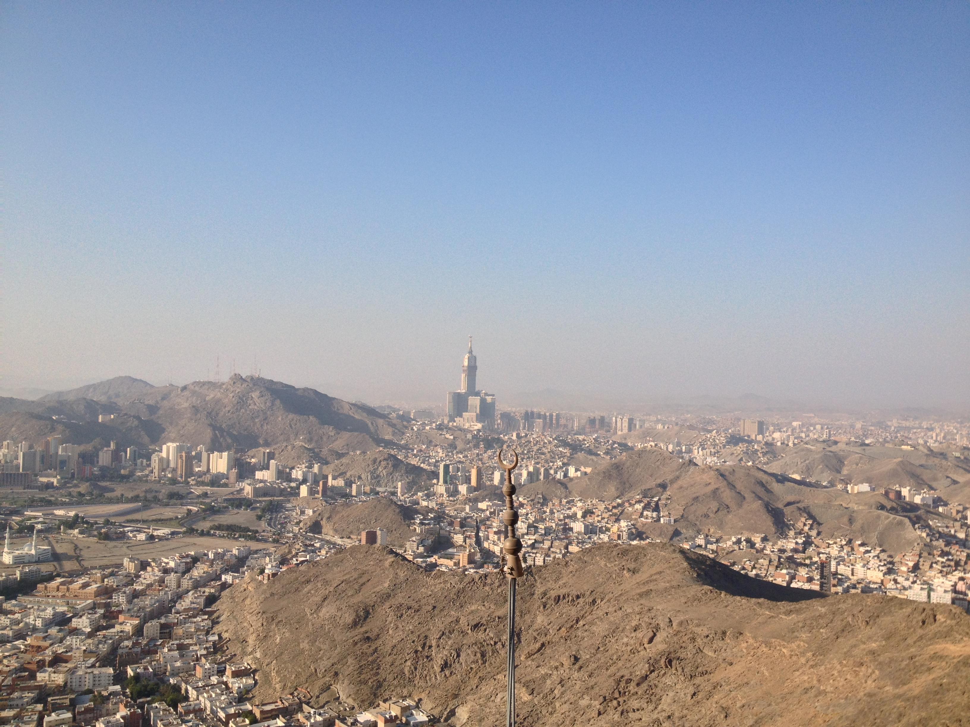 Makkah Jabel Noor Top