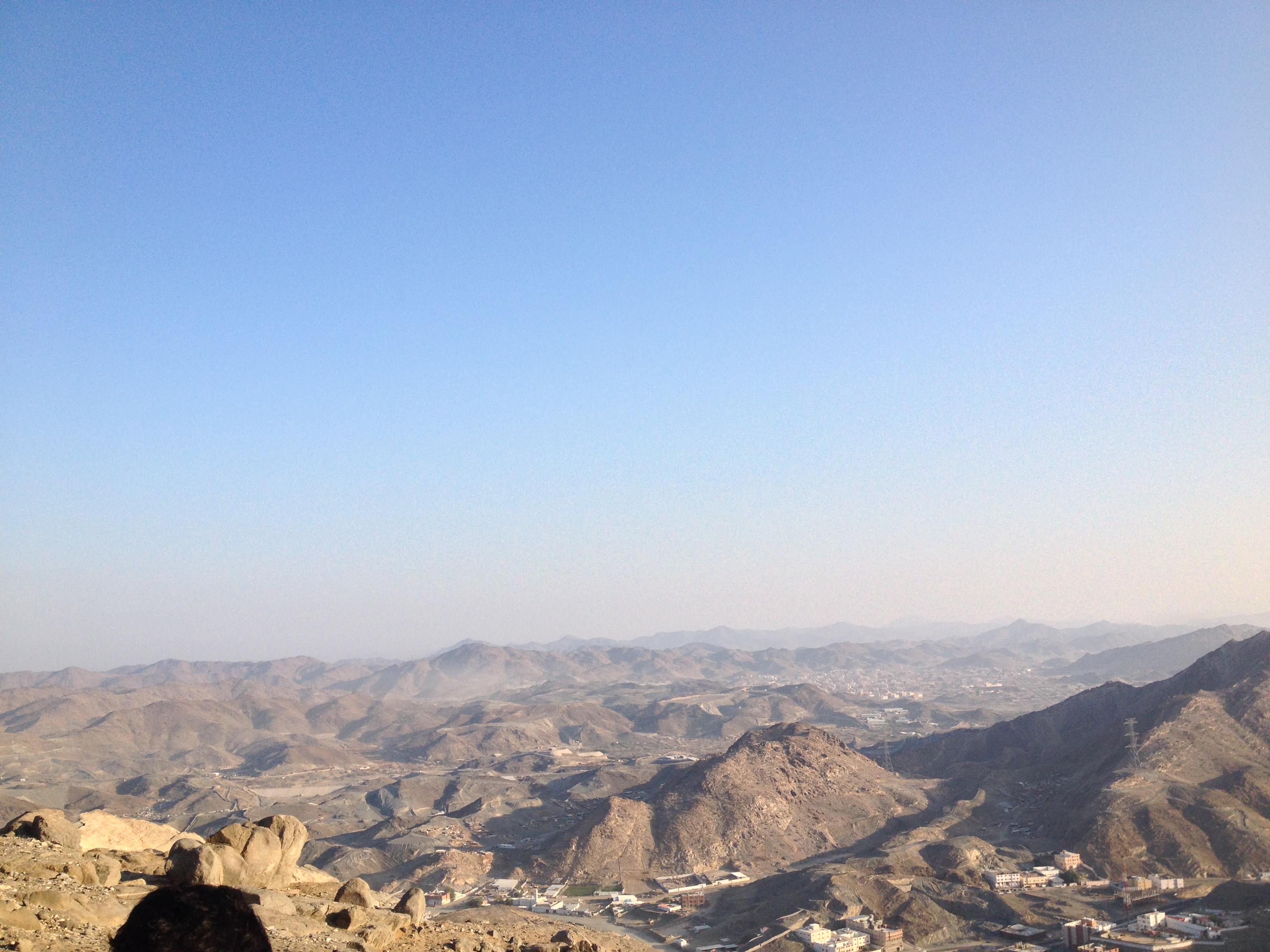 Makkah Jabel Noor hike 2