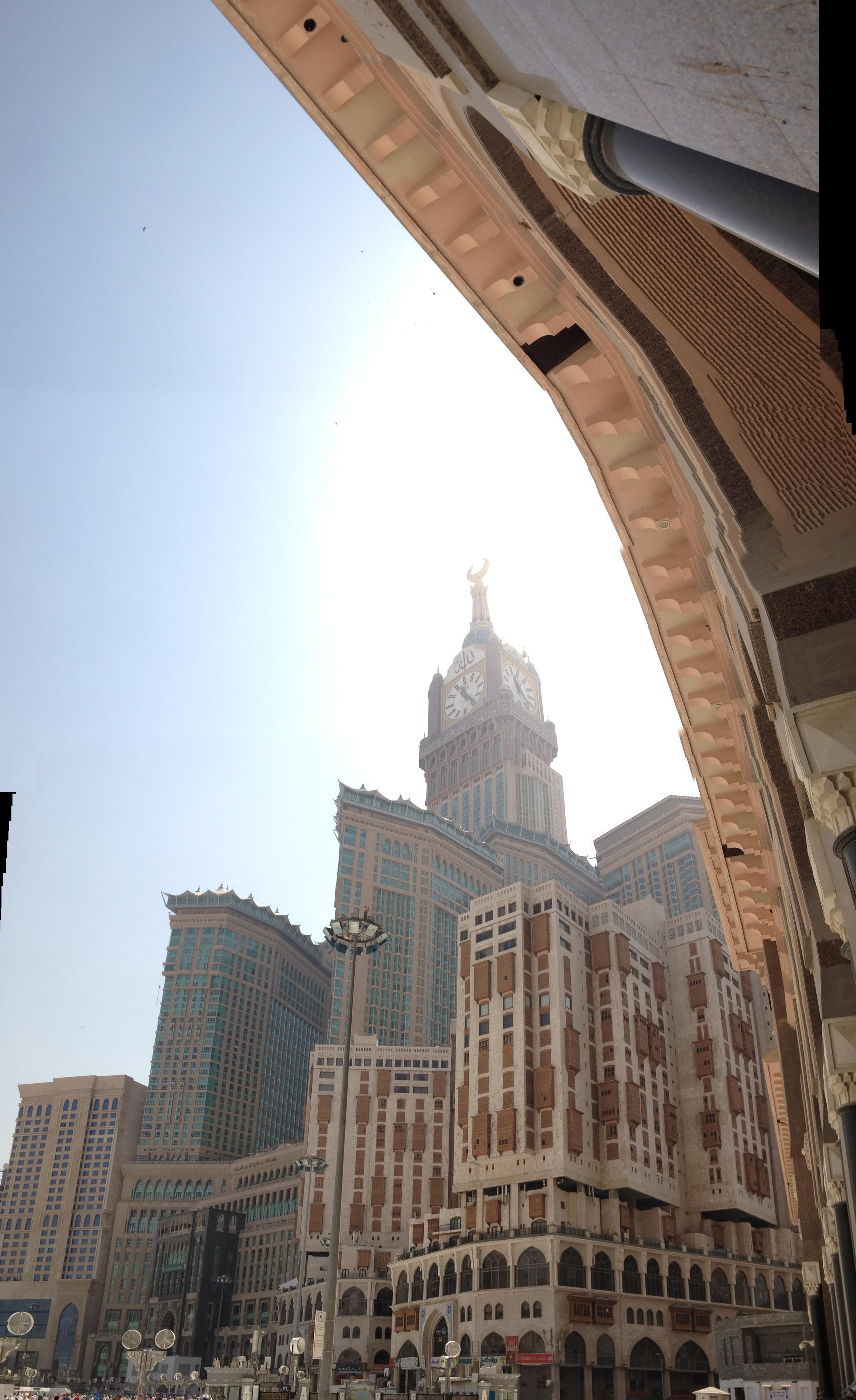 Makkah Royal Clock Tower 2