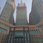 Makkah Royal Clock Tower - Afternoon