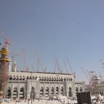 Masjid e Haram Construction