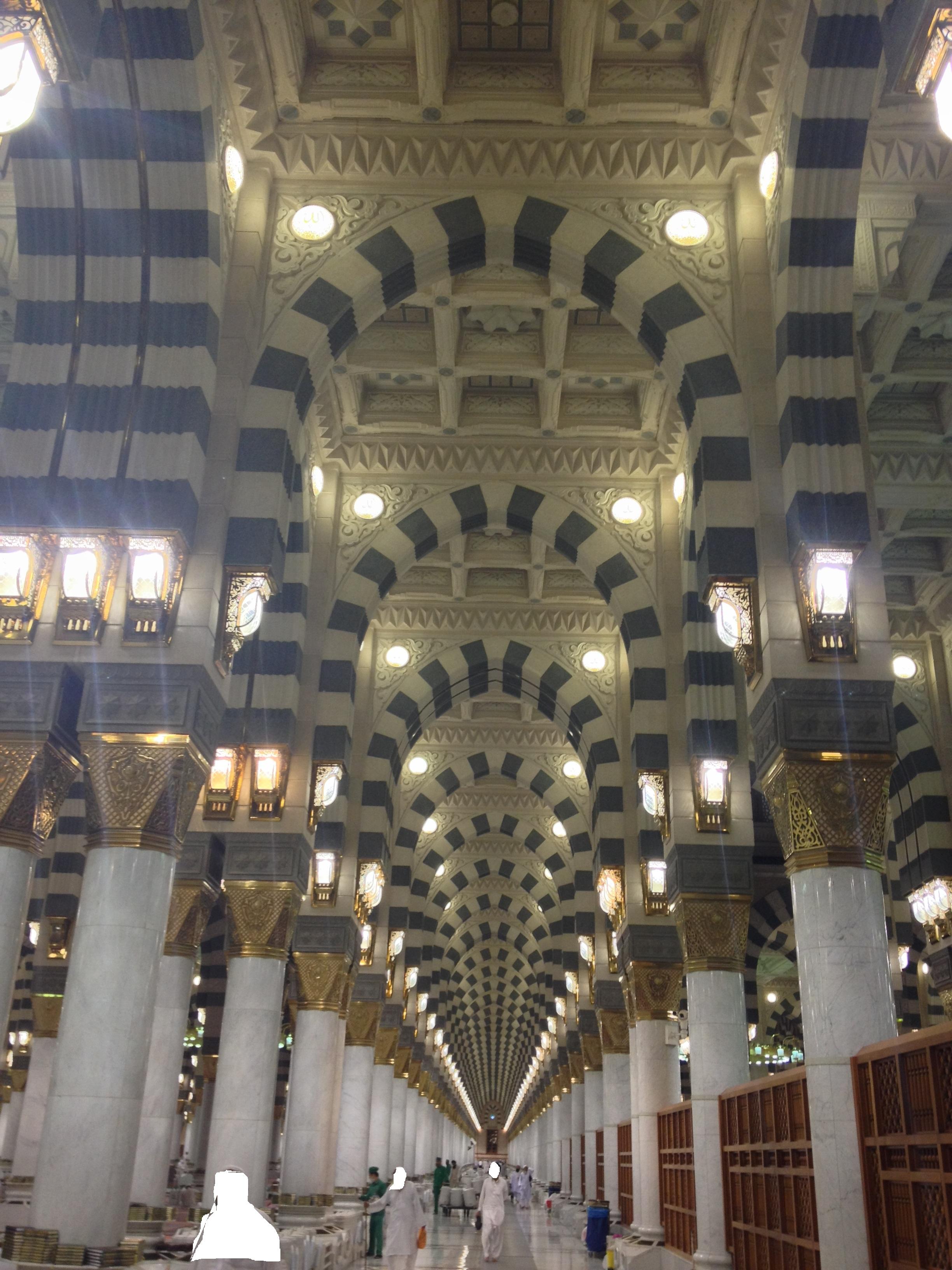 Masjid e Nabvi Ground Floor