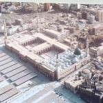 Masjid-e-Nabvi-Old-Picture