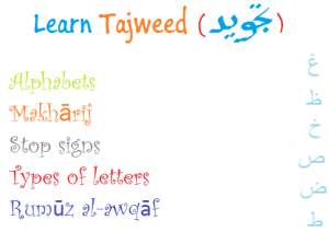 Learn Tajweed2