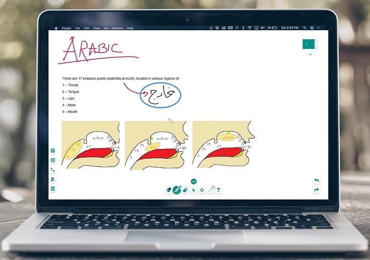 online-arabic-tuition-live-class